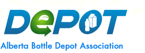 Alberta Bottle Depot Association logo